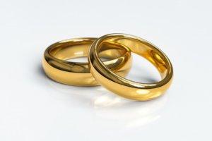 Huwelijksaankondiging Aaron en Elisabeth